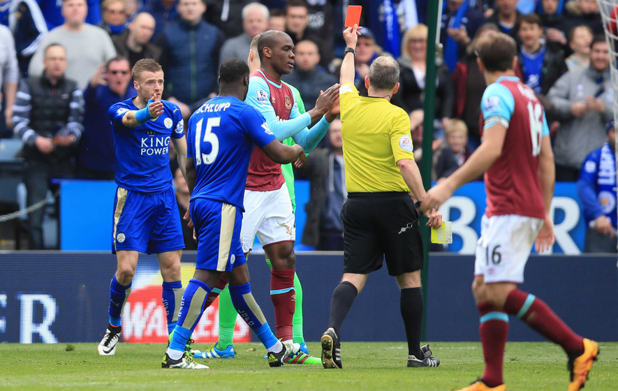 Leicester City can cope without Jamie Vardy - Danny Simpson
