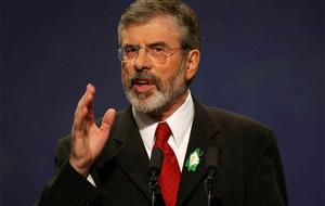 Sinn Féin Ard Fheis hears demand for full Stormont fiscal powers
