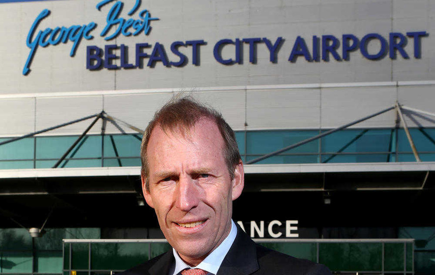 KLM eyes second daily flight from Belfast City to Schiphol