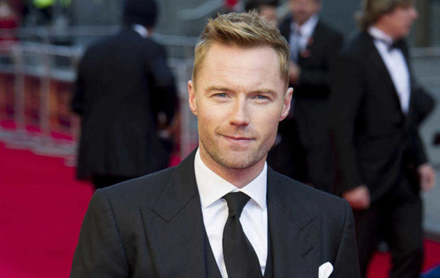 Singer Ronan Keating to be honoured for his charity work