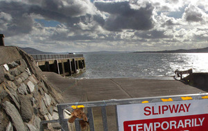 Lifebelts still not replaced at scene of Buncrana pier tragedy