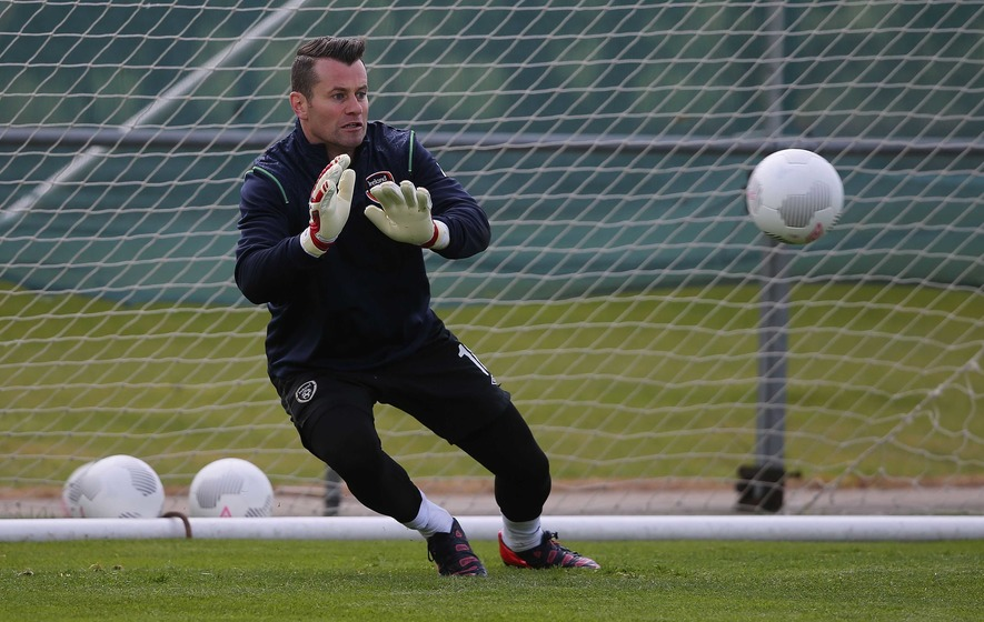 On This Day - Apr 20 1976: Republic of Ireland goalkeeper Shay Given is born