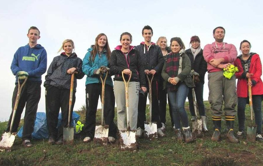 Outdoors: Groups offer young people chance to engage with nature