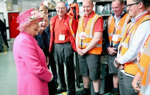 Celebrations begin to mark Queen's 90th birthday