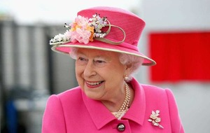 I'm no monarchist but I think the Queen has done a great job