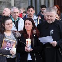 """Priest warns police against """"arrests for sake of arrests"""" following McGibbon murder"""