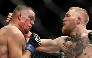 McGregor will face Diaz for rematch despite comments