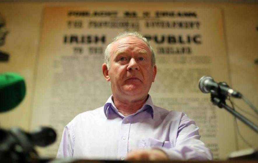 McGuinness: Sinn Fein serious about delivering 'promise and potential of 1916'