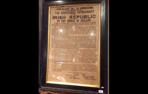 An original 1916 Proclamation sells for £117,000 at auction