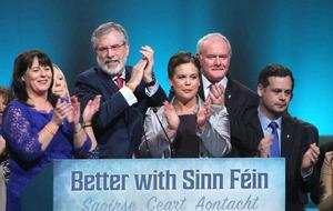Sinn Féin ard fheis: Plush riverside setting reflects party's rising stature