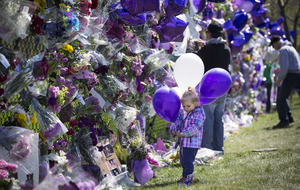 Prince's friends and family hold 'loving' private memorial after cremation ceremony
