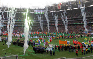 Spine-tingling production marks 1916 centenary at Croke Park