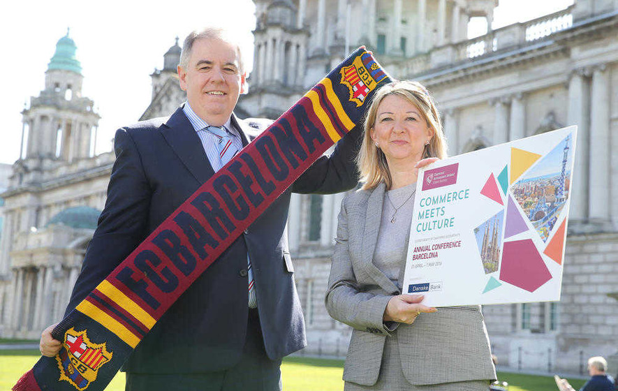 Chartered Accountants Ulster Society heads to Barcelona for annual conference
