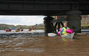 Classmate of Buncrana pier tragedy victim paddles across Foyle River in memorial fundraiser