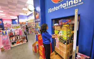 Toy retailer The Entertainer sets up shop in Northern Ireland