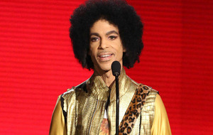 Prince's albums reach top two spots in US chart