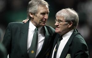 Celtic fans need entertaining - Bertie Auld