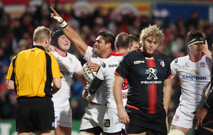 Shoulder injury means Williams ends Ulster career early