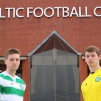 Glasgow giants Celtic FC help launch new U21 SuperCupNI
