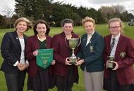 St Ronan's College, Lurgan win Irish Senior Cup at Milltown