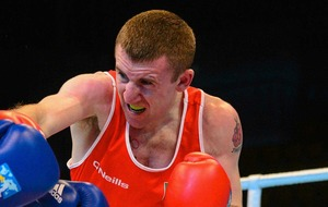 Stephen Martin talks Rio with 100 days until Olympic lift-off