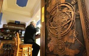 In pictures: Game of Thrones doors go on display