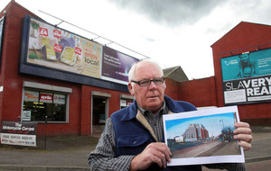 DSD withdraws support for north Belfast regeneration plan