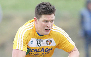 Antrim can't afford to feel sorry for themselves - James Laverty