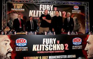 Wladimir Klitschko in fresh attack on Tyson Fury
