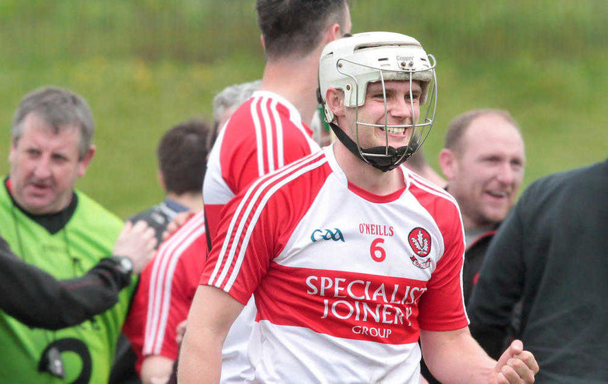 Piano man Conor McSorley keeping faith with Derry hurlers