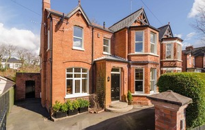 Luxurious living on the much sought after Lisburn Road