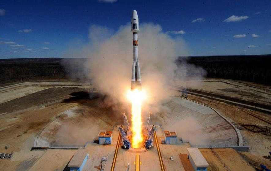 Russia launches first rocket from new space facility - The ...