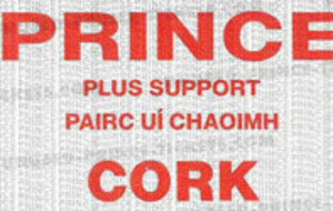Pairc Ui Chaoimh was venue for Prince's first royally funky Irish visit