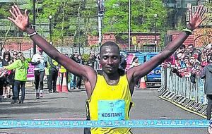 Joel Kipsang Kositany seeking Belfast Marathon hat-trick