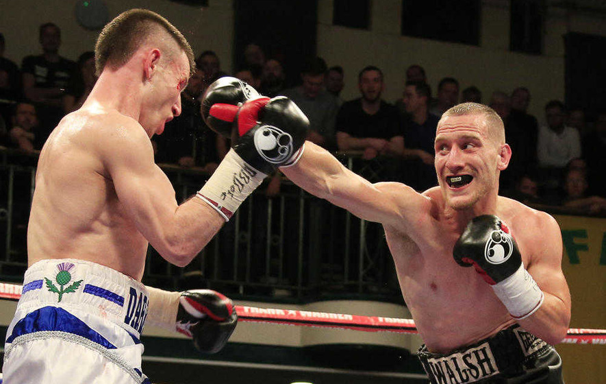 Ryan Walsh buoyed by bookies backing James Tennyson