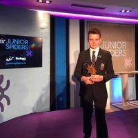 Co Down pupil wins top internet award