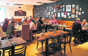 Eating Out: Olé for tapas night at Neill's Hill Brasserie