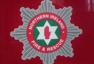 Couple escape injury following arson attack in west Belfast