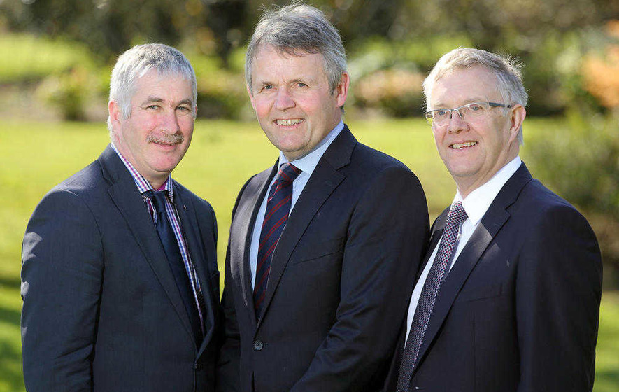 New top team elected to Ulster Farmers' Union