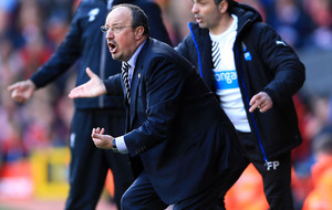 Rafael Benitez refuses to entertain Sam Allardyce bet