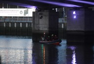 Searches for man missing in River Lagan to continue