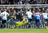 Townsend drags Newcastle United out of danger zone