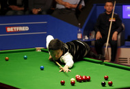 Ding Junhui not getting carried away despite making World Championship final