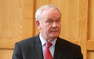 'Genuine Partnership needed in Stormont' - Martin McGuinness