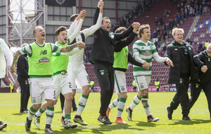 Ronny Deila is happy Celtic players can focus on football