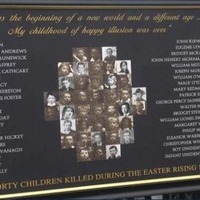 Easter Rising: Ceremony for 40 children killed in Easter week 1916