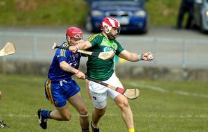 Conor Carson and Nigel Elliott break Roscommon's resistance