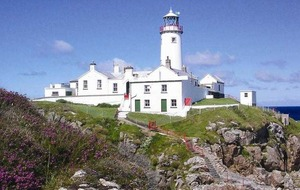 Spectacular Donegal lighthouse to shine as tourism beacon