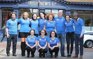 Irish News staff to do marathon in colleague's memory