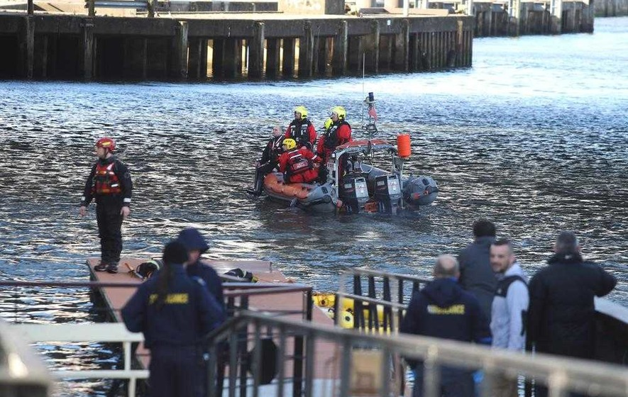 Body recovered after man went into River Lagan on Friday